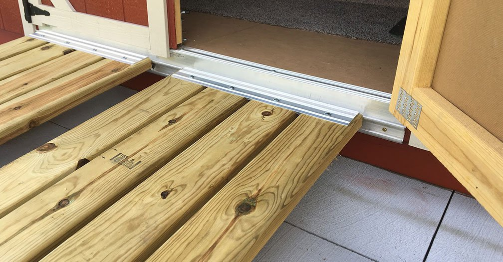 Accessibility Ramps