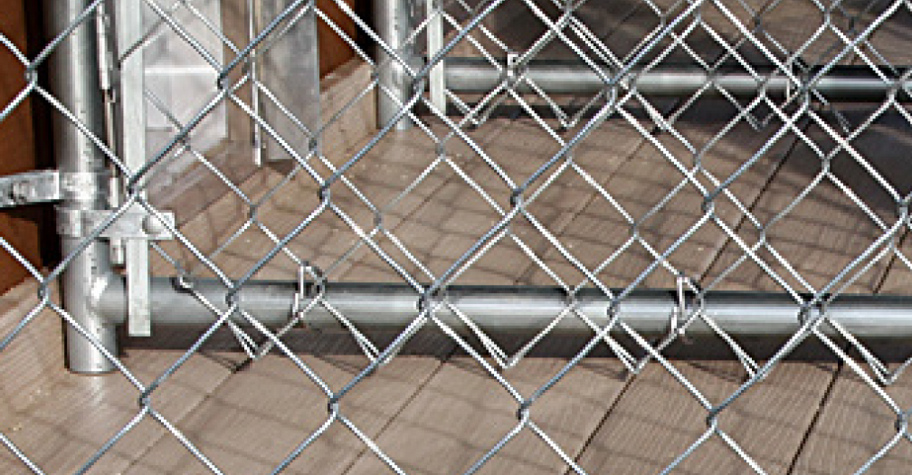 Kennel Deck Enclosure Wire Fence Panels