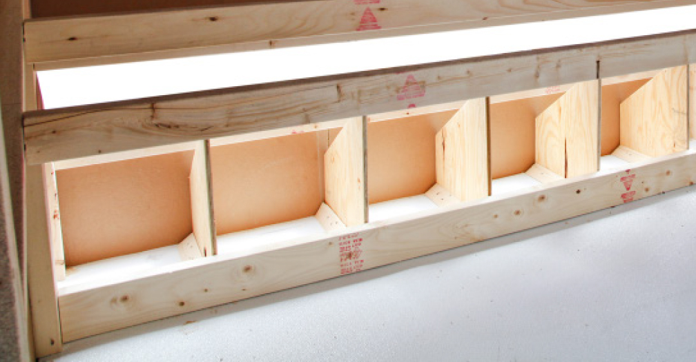 Coop Nesting Boxes