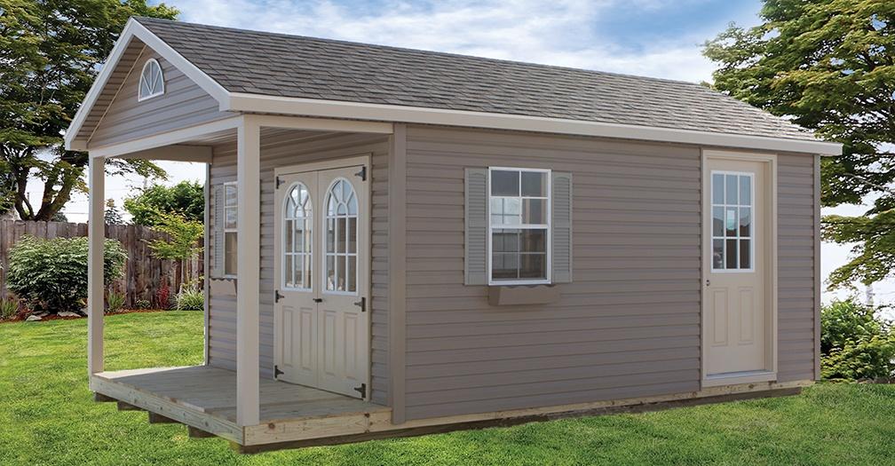 First-Class Porch